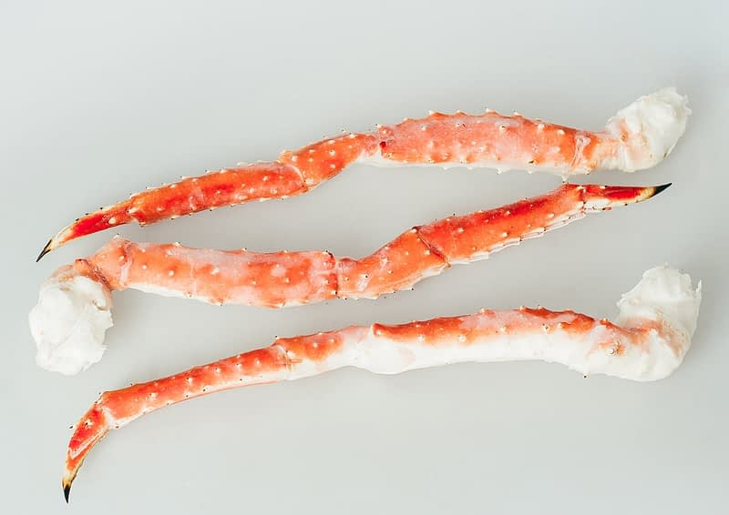 Russian King Crab Legs