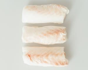 cod loin three pieces