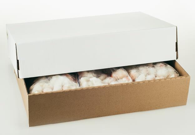 Russian King Crab Shoulder Meat in Box frozen