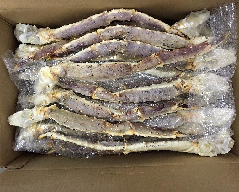 king crab norway legs raw