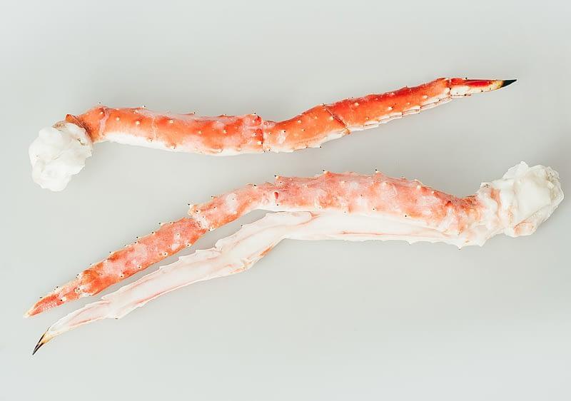 king crab split leg